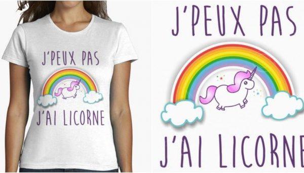 Ô licorne, ma jolie licorne…