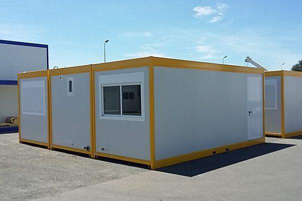 Qu'est-ce qu'un bungalow de chantier ?