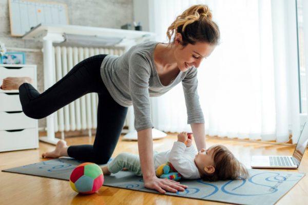 Quels sports faire après un accouchement ?