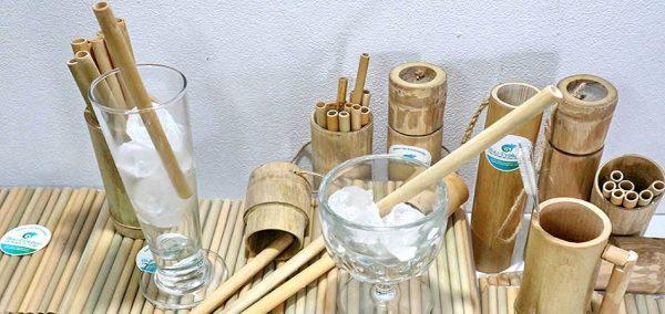 La paille en bambou : l'alternative écologique à la paille plastique!