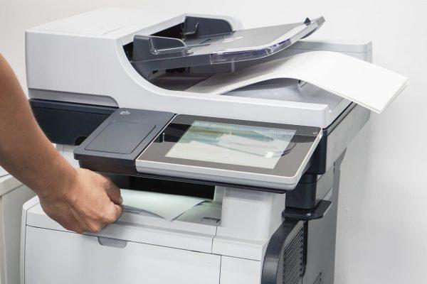 Les technologies des photocopieurs