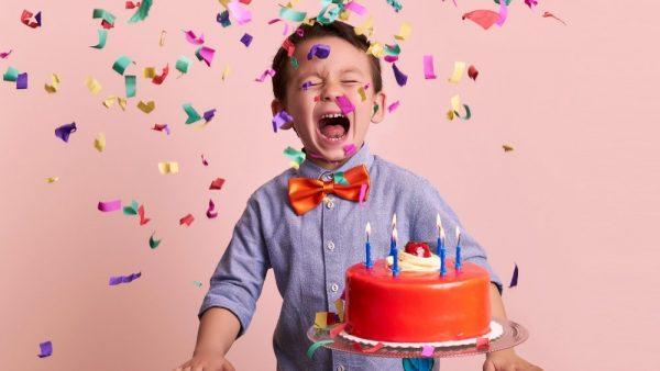 Organisez facilement l'anniversaire de votre enfant