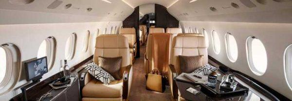 Devenir colocataire d'un avion pour vos affaires
