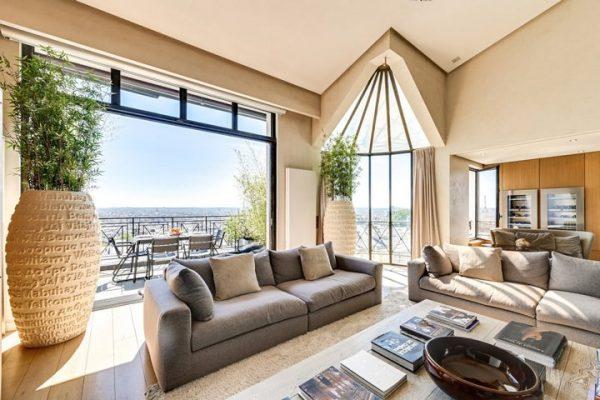 Le marché de l'immobilier de luxe