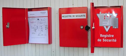 Registre de sécurité incendie, un document obligatoire